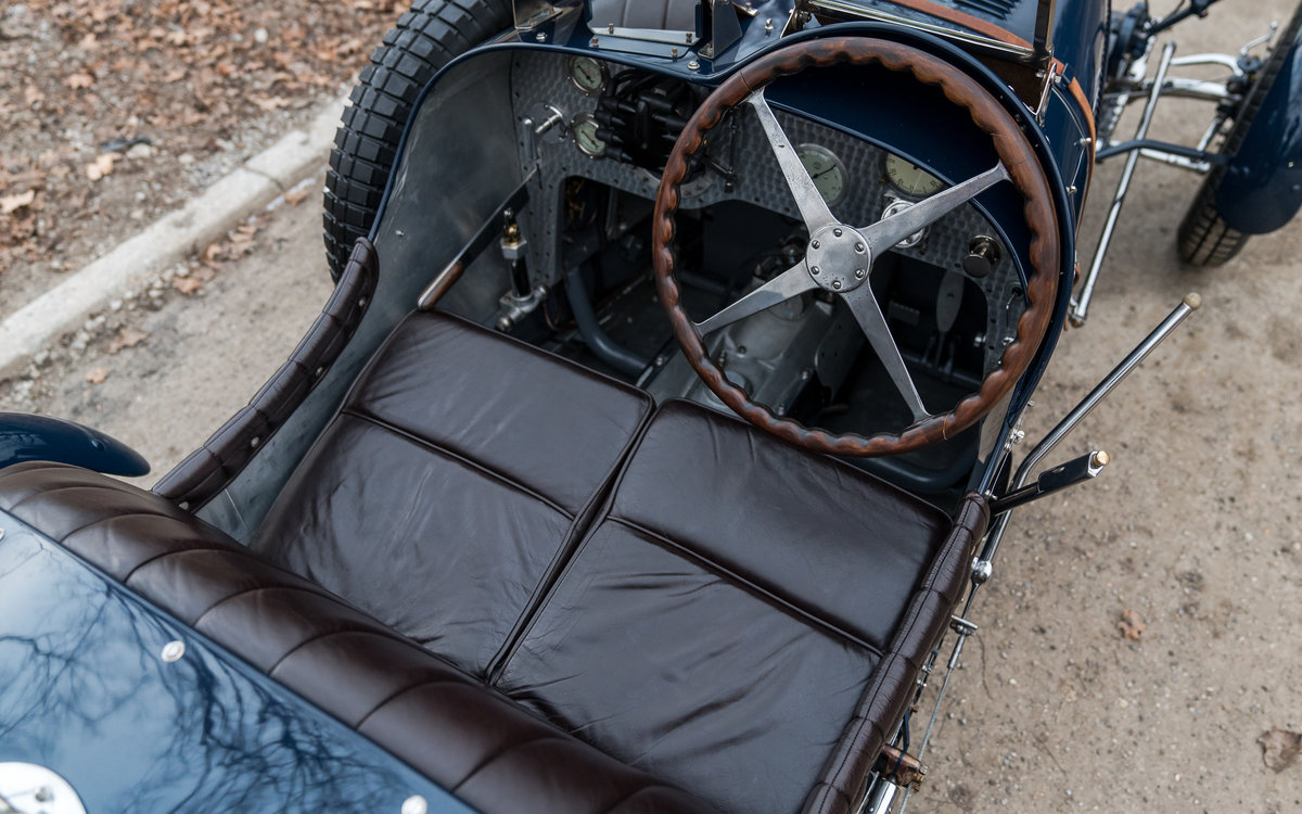 1931 Bugatti Type 51 By Pur Sang For Sale (picture 4 of 6)