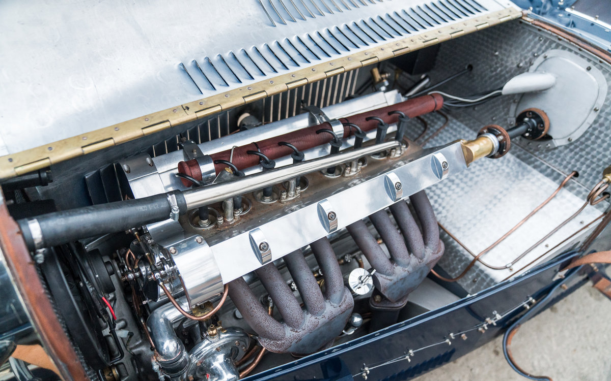 1931 Bugatti Type 51 By Pur Sang For Sale (picture 5 of 6)