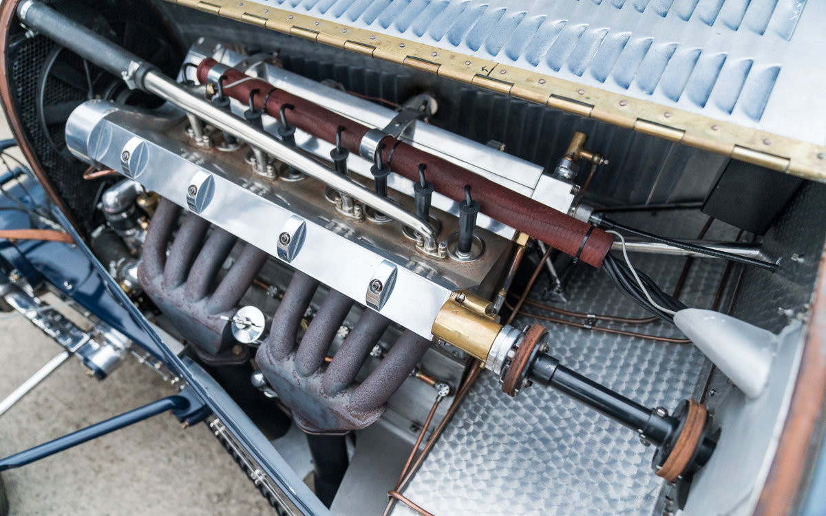 1931 Bugatti Type 51 By Pur Sang For Sale (picture 6 of 6)
