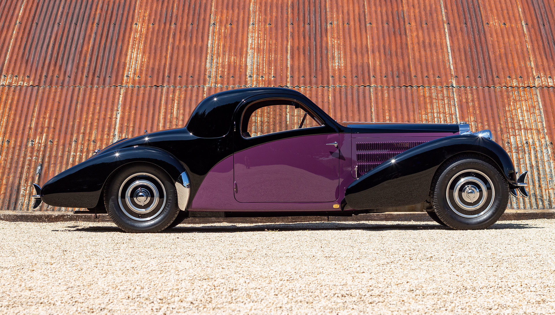 1938 Bugatti Type 57 Atalante by Gangloff SOLD (picture 7 of 24)