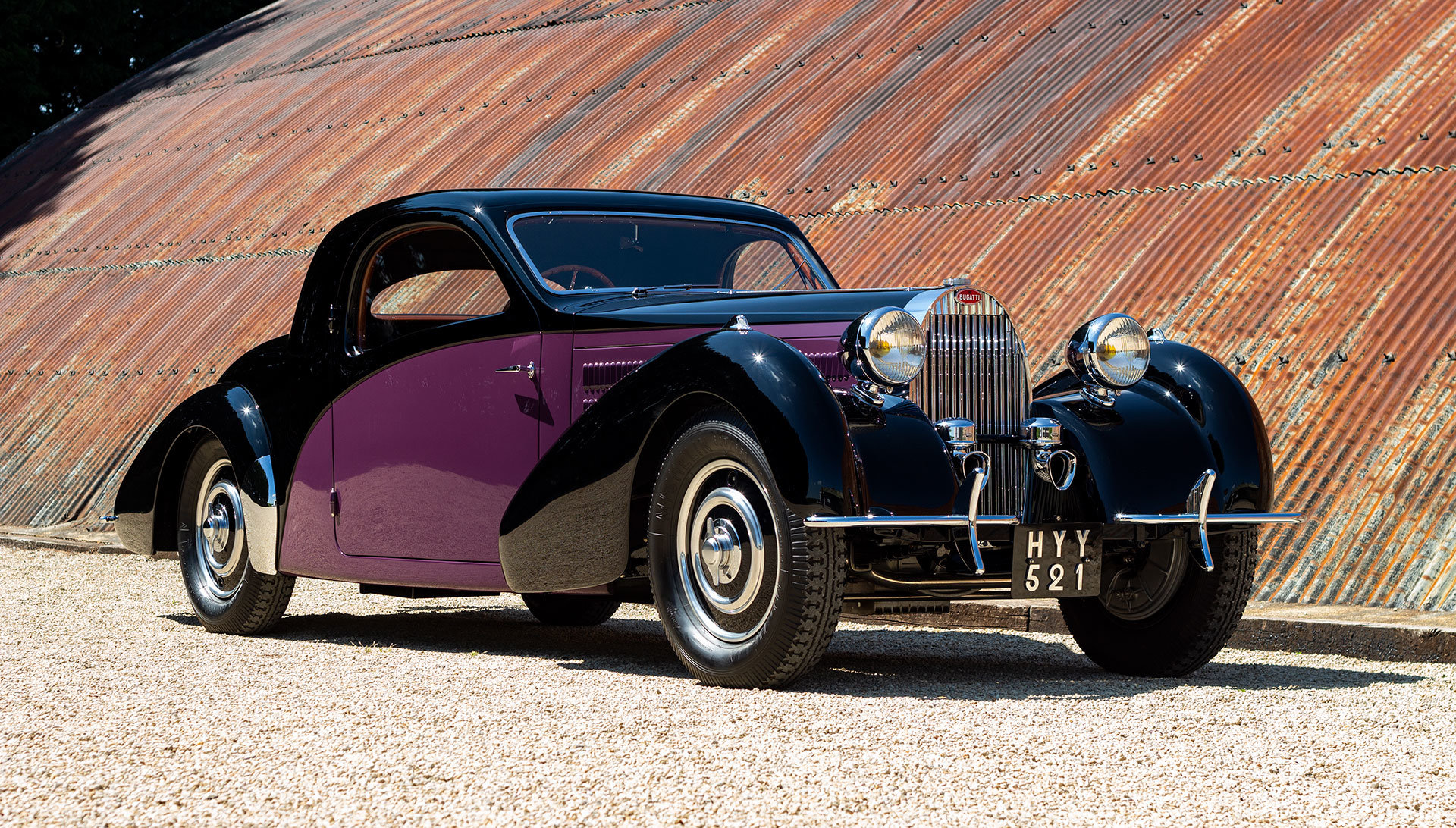 1938 Bugatti Type 57 Atalante by Gangloff SOLD (picture 8 of 24)