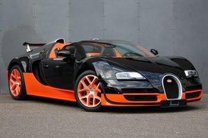 2013 Bugatti Veyron 16.4 Grand Sport Vitesse LHD