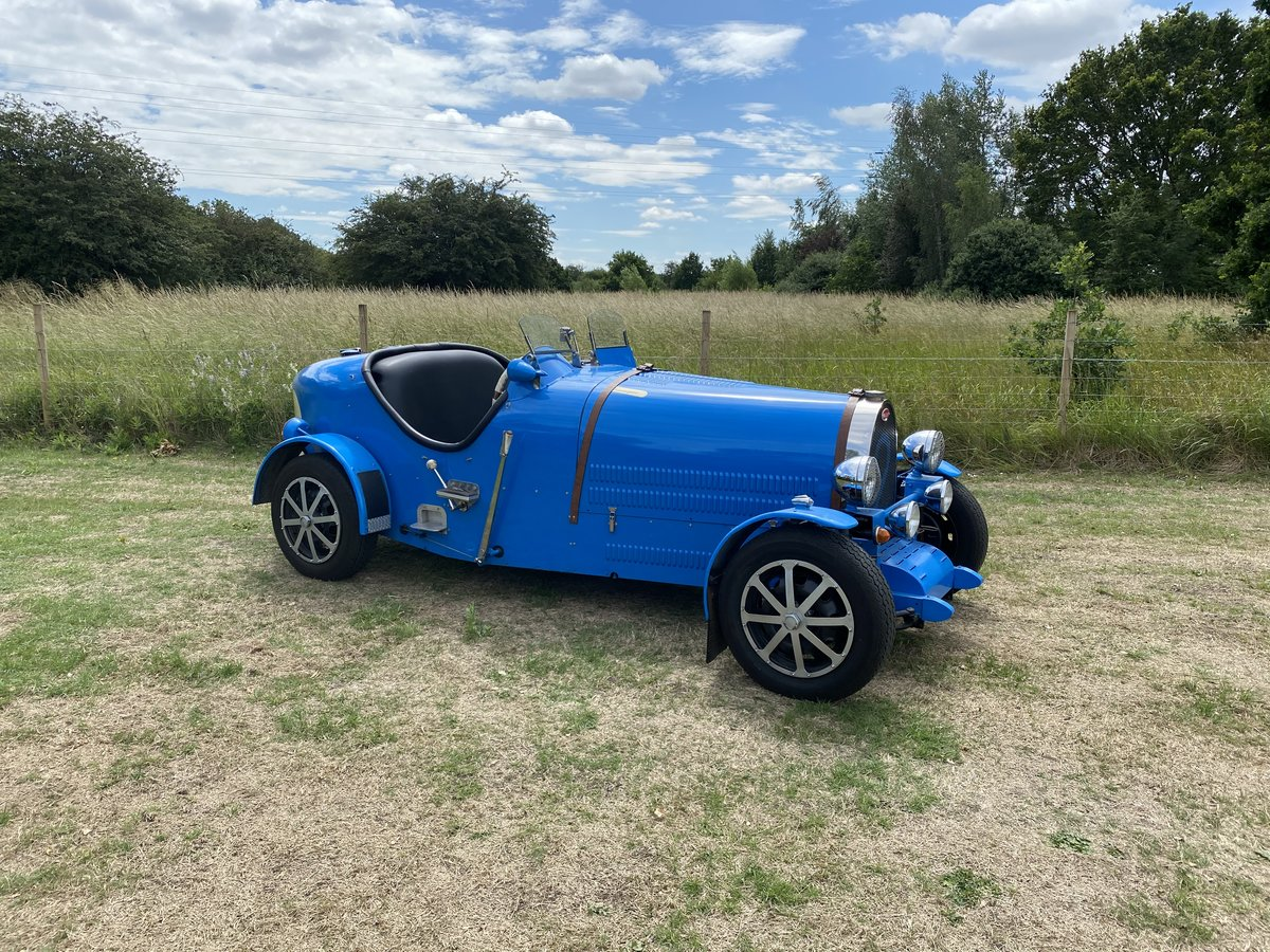 1976 Bugatti Type 35 Replica For Sale (picture 1 of 6)