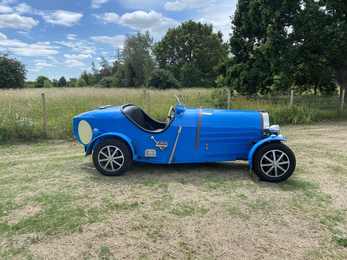 1976 Bugatti Type 35 Replica For Sale (picture 2 of 6)