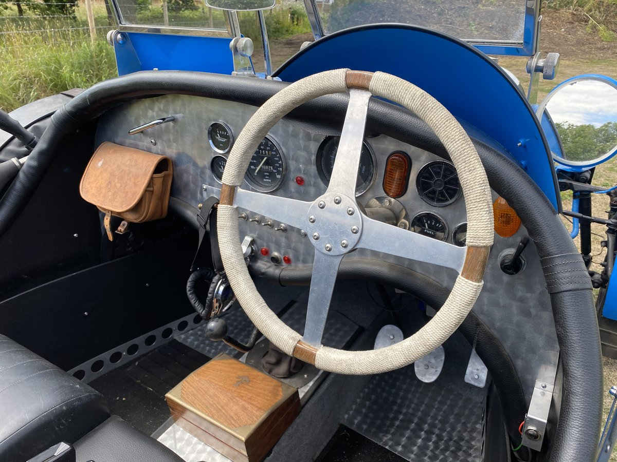 1976 Bugatti Type 35 Replica For Sale (picture 4 of 6)