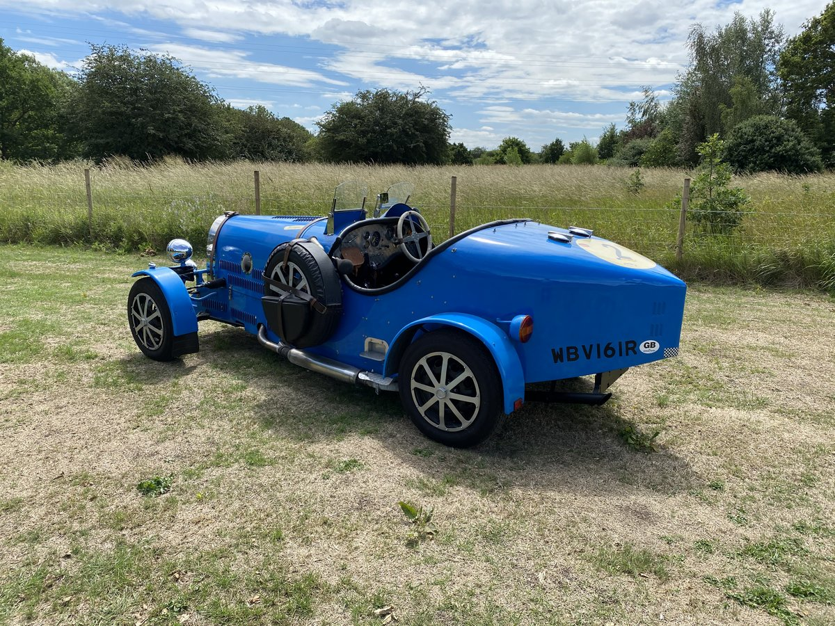 1976 Bugatti Type 35 Replica For Sale (picture 6 of 6)