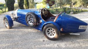 1967 Wonderful bugatti 35 replica