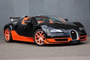 Picture of 2013 Bugatti Veyron 16.4 Grand Sport Vitesse LHD For Sale