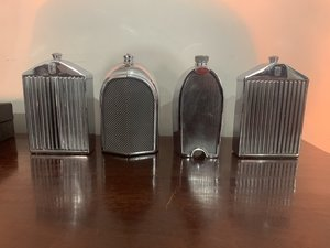 Picture of 1930 Ruddspeed Vintage Decanter Collection (Rolls, Bugatti) SOLD