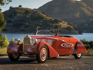 Picture of 1937 Bugatti Type 57 Cabriolet  For Sale by Auction