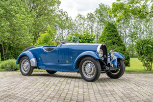 Picture of 1933 Bugatti Type 49 Roadster Lot 128 For Sale by Auction