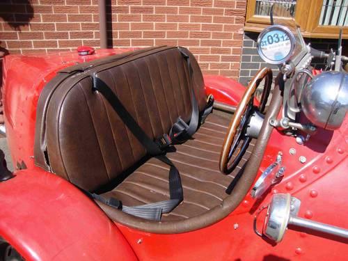Bugatti type 35 recreation  SOLD (picture 2 of 6)