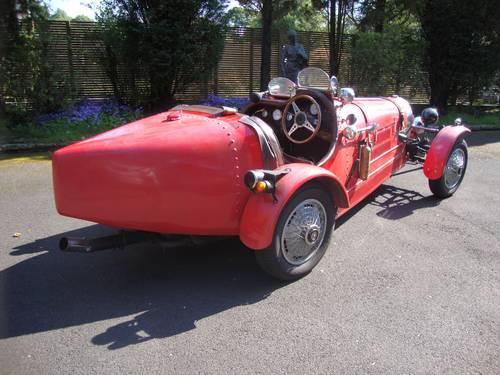 Bugatti type 35 recreation  SOLD (picture 3 of 6)
