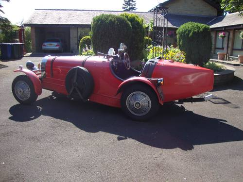 Bugatti type 35 recreation  SOLD (picture 4 of 6)