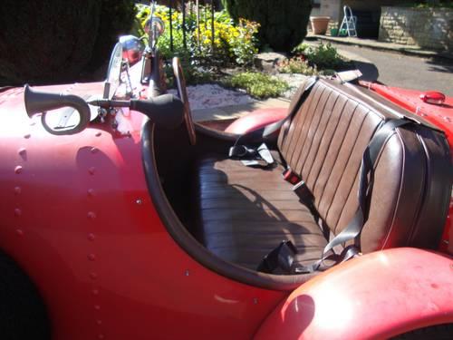 Bugatti type 35 recreation  SOLD (picture 5 of 6)
