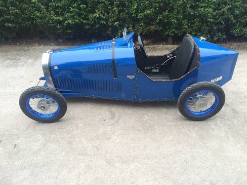 2016 Bugatti handmade cyclekart with electro engine For Sale (picture 2 of 6)
