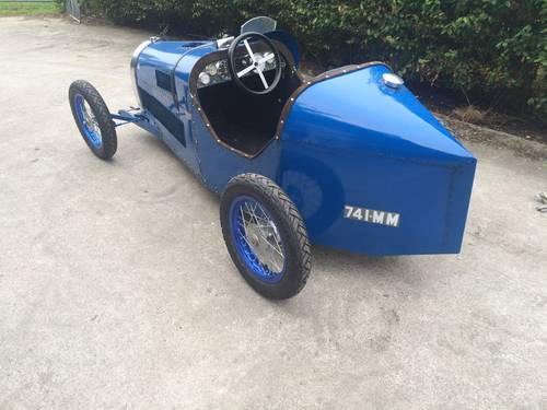 2016 Bugatti handmade cyclekart with electro engine For Sale (picture 3 of 6)