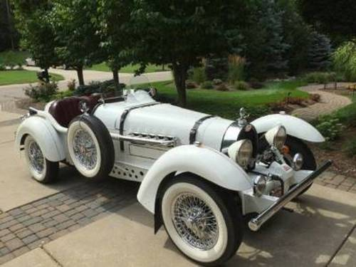 1934 Bugatti 59 Convertible For Sale (picture 2 of 6)