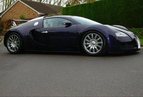 2012 Bugatti Veyron Replica. For Sale   Car And Classic