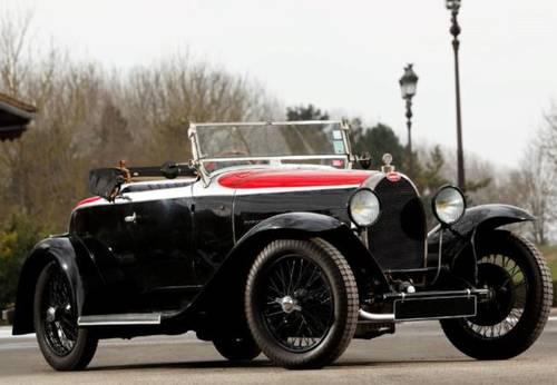 1929 Type 40 Roadster Jean Bugatti Design 1/13 in Existence SOLD (picture 1 of 6)