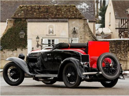 1929 Type 40 Roadster Jean Bugatti Design 1/13 in Existence SOLD (picture 2 of 6)