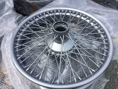 1928 Vintage Bugatti Wheel Restoration - Tudor Wheels Ltd  (picture 1 of 1)