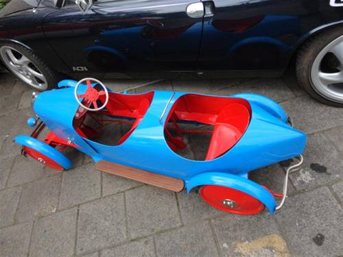 Baby Bugatti 1927 Pedalcars For Sale (picture 1 of 6)
