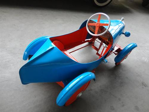 Baby Bugatti 1927 Pedalcars For Sale (picture 4 of 6)
