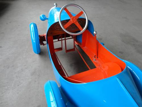 Baby Bugatti 1927 Pedalcars For Sale (picture 5 of 6)