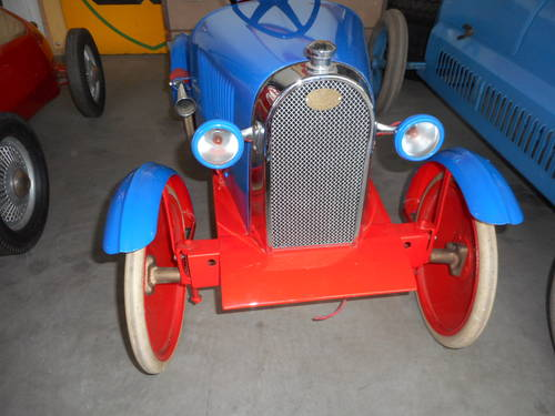 Baby Bugatti 1927 Pedalcars For Sale (picture 6 of 6)