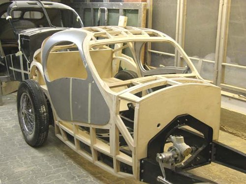 1937 Bugatti type 57 Atlantic For Sale (picture 1 of 1)