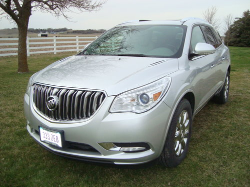 2015 Buick Enclave 4DR Sedan For Sale (picture 1 of 6)