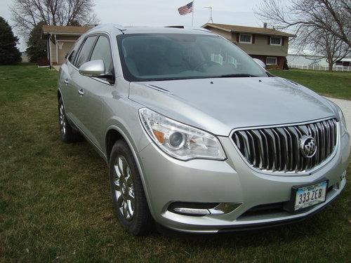 2015 Buick Enclave 4DR Sedan For Sale (picture 2 of 6)