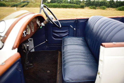 1927 BUICK MASTER SIX SPORT TOURER SOLD (picture 5 of 6)