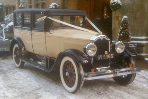 1926 Vintage Buick For Sale (picture 1 of 4)