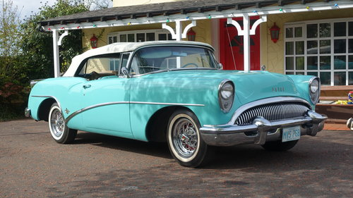 Picture of 1954 Buick Skylark For Sale