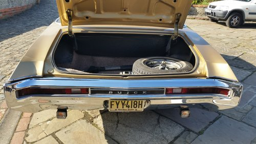 1970 70 Buick Skylark Convertible For Sale (picture 4 of 6)