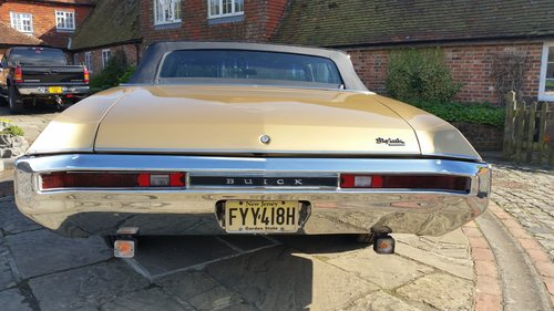 1970 70 Buick Skylark Convertible For Sale (picture 5 of 6)
