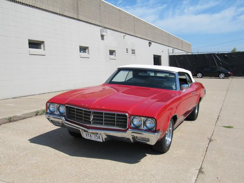 1970 Buick Skykark Convertible For Sale (picture 1 of 6)