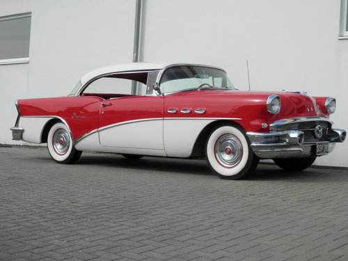 1956 Buick Special Riviera 46R 2-Door Hardtop Coupe 53880 Mi For Sale (picture 1 of 6)