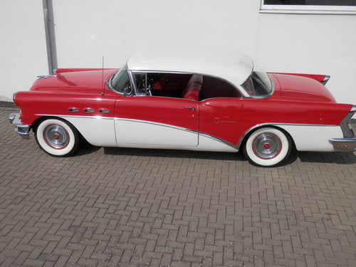 1956 Buick Special Riviera 46R 2-Door Hardtop Coupe 53880 Mi For Sale (picture 2 of 6)