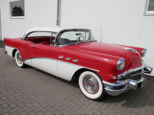 1956 Buick Special Riviera 46R 2-Door Hardtop Coupe 53880 Mi For Sale (picture 4 of 6)