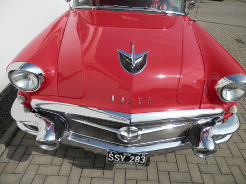 1956 Buick Special Riviera 46R 2-Door Hardtop Coupe 53880 Mi For Sale (picture 5 of 6)