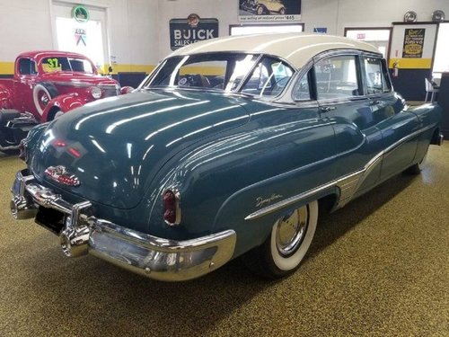 1950 Buick Roadmaster 4DR Sedan For Sale (picture 3 of 6)