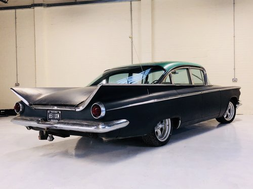 1959 BUICL LE SABRE 4 DOOR SEDAN - LIGHT PROJECT SOLD (picture 3 of 6)