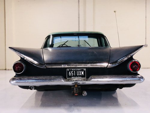 1959 BUICL LE SABRE 4 DOOR SEDAN - LIGHT PROJECT SOLD (picture 4 of 6)