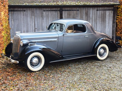1936 Buick Series 40 Special Sports Coupé SOLD (picture 1 of 6)