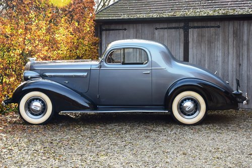 1936 Buick Series 40 Special Sports Coupé SOLD (picture 2 of 6)