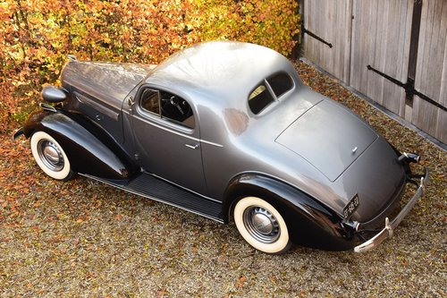 1936 Buick Series 40 Special Sports Coupé SOLD (picture 3 of 6)