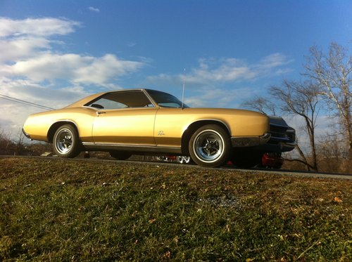 1967 Buick riviera For Sale (picture 1 of 6)